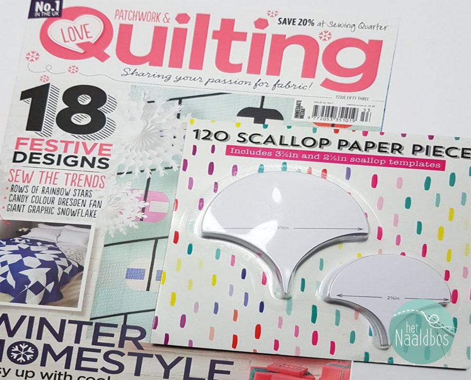 Love patchwork & quilting nummer 53