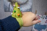 kerstboomarmband _