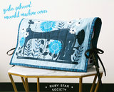 Ruby Star Society - crescent paneel teal _