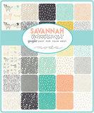 Moda - Savannah - Gingiber mini charm pack_