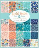 Moda - Wild Nectar - Crystal Manning mini charm pack_