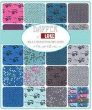 Moda - Luke - Dapper mini charm pack_