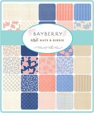Moda - Kate & Birdie paper co. - Bayberry charm pack_