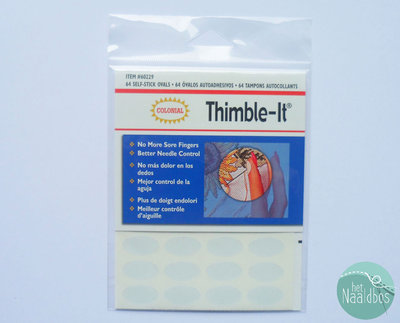 Thimble-it stickers