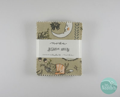 Moda - Hushabye Hollow - Lydia Nelson mini charm pack