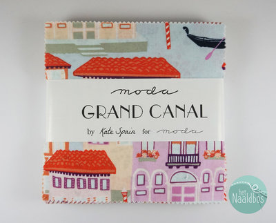 Moda - Grand Canal - Kate Spain charm pack