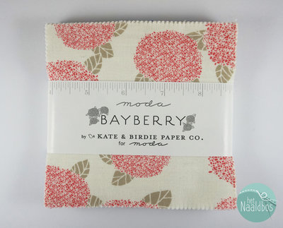 Moda - Kate & Birdie paper co. - Bayberry charm pack