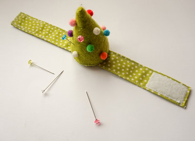 kerstboomarmband