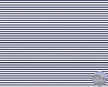 Dear Stella - Hello Sailor! Dress stripe Navy