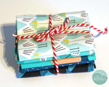 Figo fabrics - Special delivery f8 bundel