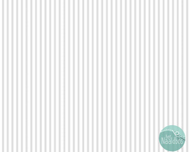 Dear Stella - Dress stripe Cloud