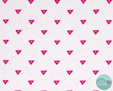 Windham - Go big or go home triangle pink