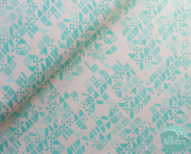 Cotton + Steel - Tiny Tiles