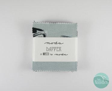 Moda - Luke - Dapper mini charm pack