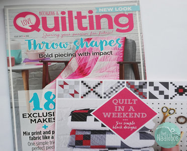 Love patchwork & quilting nummer 60